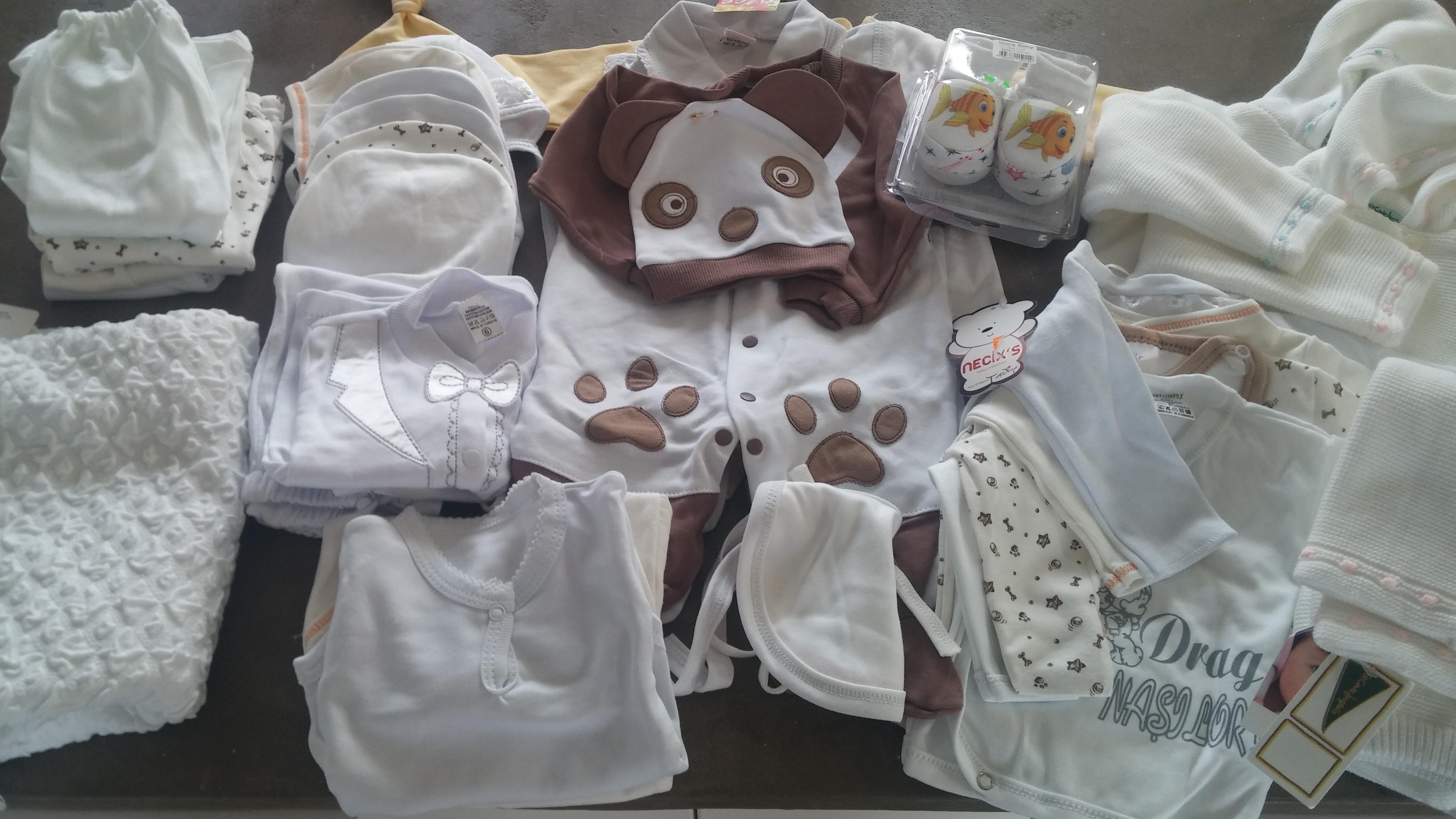 Barnkläder från min romska vän